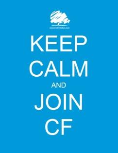 KEEP CALM JOIN CF