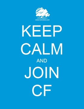 KEEP CALM JOIN CF