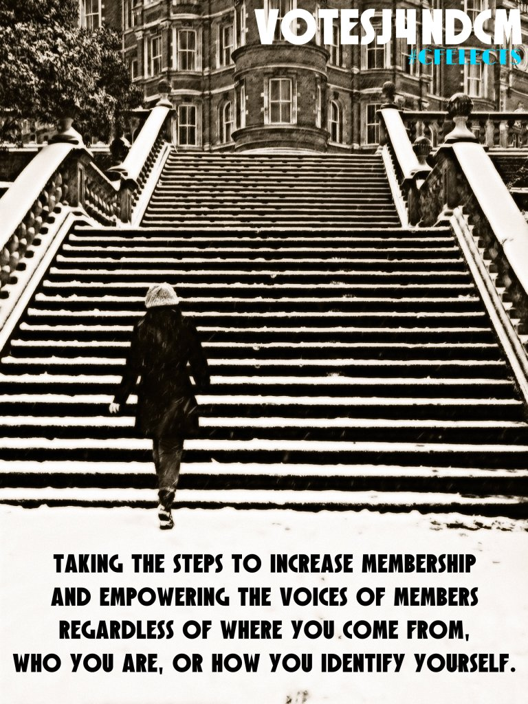 Taking the Steps...